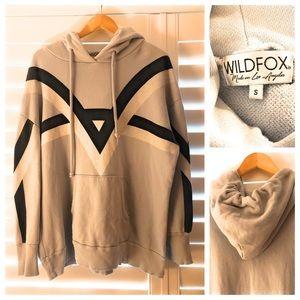 Wildfox Weathered Hoodie